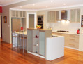 Thumbnail of modern style kitchen designed by Q Designs