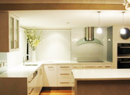 Image of a modern kitchen designed by Q Designs